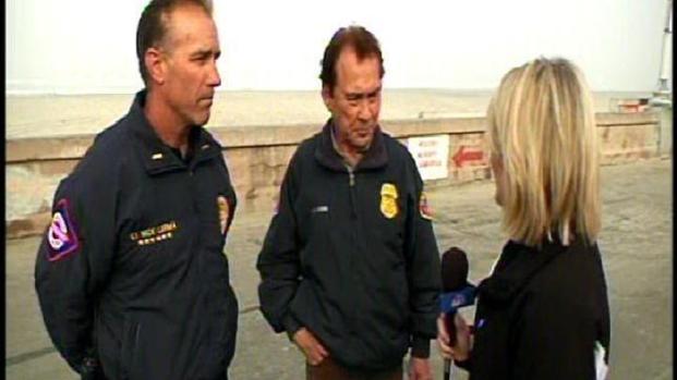 [DGO] SD Officials Update Tsunami Advisory
