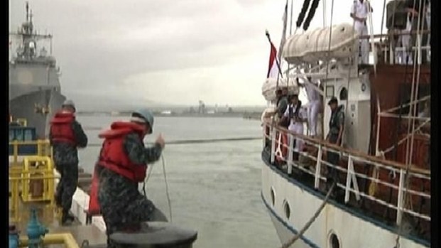 [DGO] Salute to Officers and Sailors Participating in Operation Sail 2012