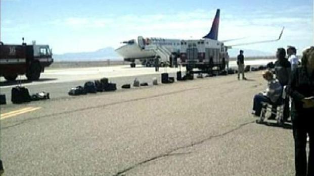 [DGO] San Diego Bound Plane Has Security Scare