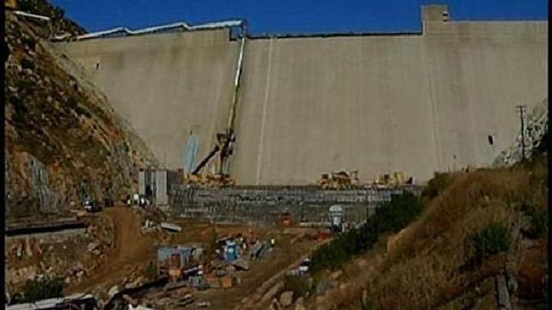 [DGO] San Vicente Dam Pour
