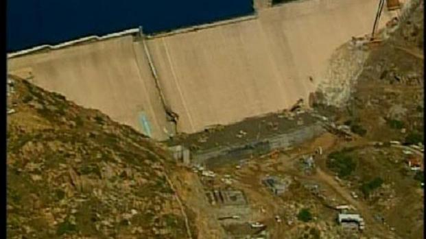 [DGO] San Vicente Dam Project: Raw Video
