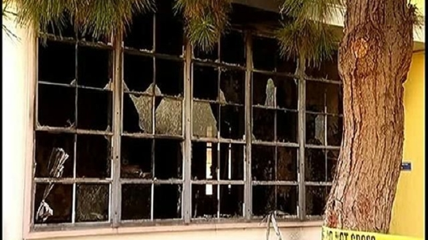 [DGO] School Reopens After Arson Fire