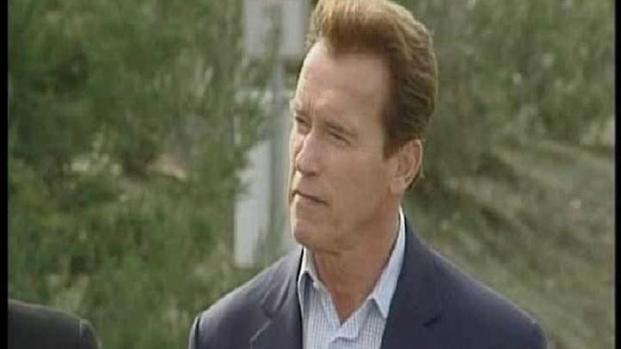 "[DGO] Schwarzenegger Sued for ""Despicable Thing"""