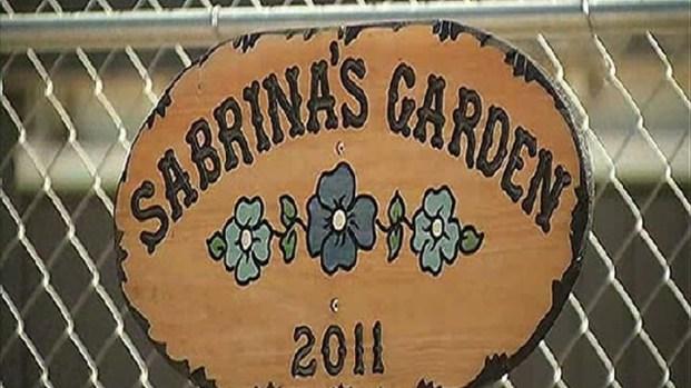 [DGO] Scouts Plant Garden in Sabrina Keller's Honor