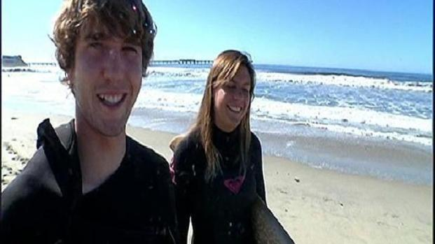 [DGO] Surfers Ignore Post-Storm Advice