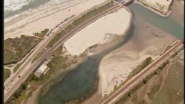 [DGO] Thousands of Gallons of Sewage Spilled into the Batiquitos Lagoon