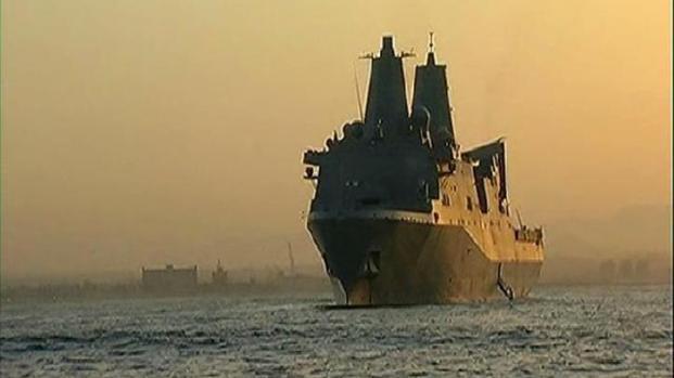 [DGO] USS San Diego Comes Home