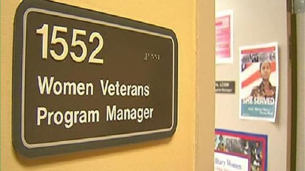 [DGO] Veterans Suffer from Sexual Trauma