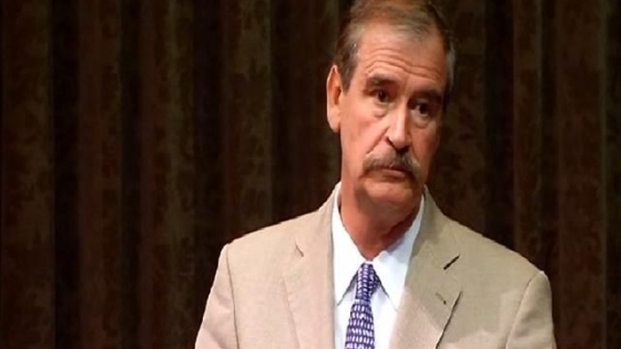 [DGO] Vicente Fox Speaks at USD
