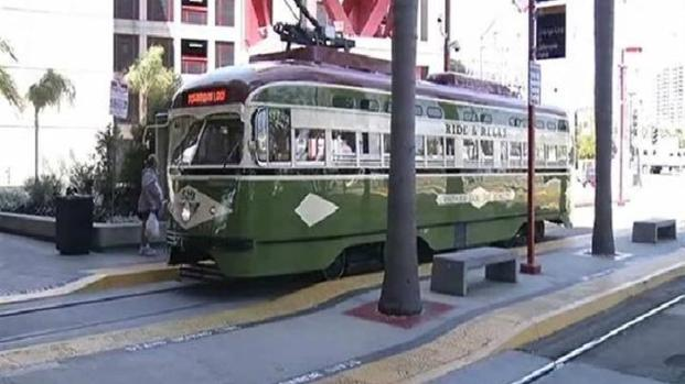 [DGO] Vintage Trolley Begins Run