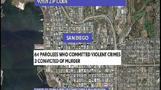 [DGO] Violent Parolees Living Downtown