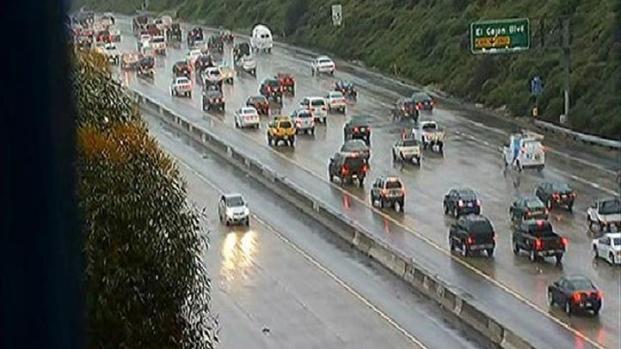 [DGO] Wet Rain, Brake Lights Roads