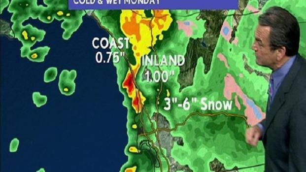 [DGO] Whitney Southwick's Noon Forecast for Monday Dec. 12, 2011
