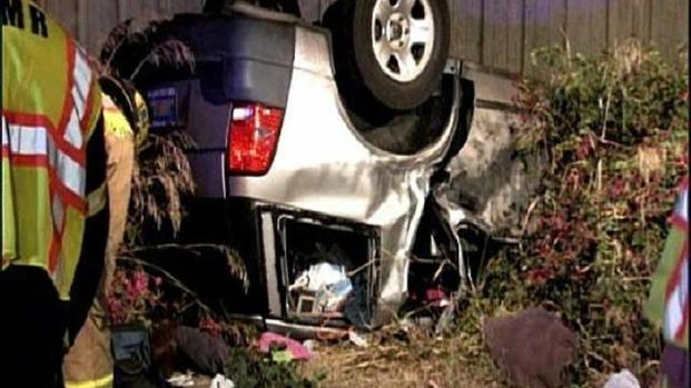 [DGO] Woman Dies After Crash in Spring Valley