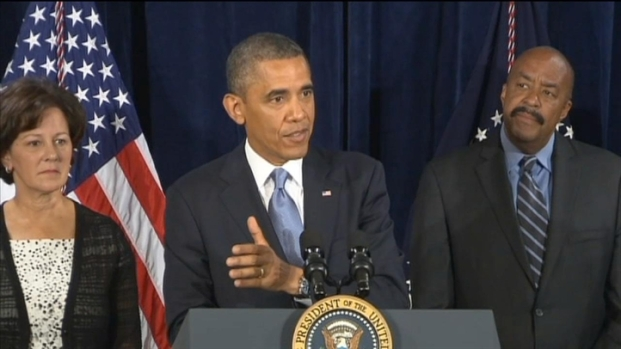 [BAY] Raw Video: Obama Defends Secret Surveillance