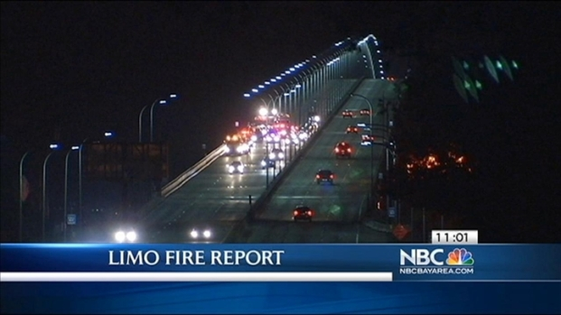 [BAY] CHP to Release Results of Deadly Bay Area Limo Fire