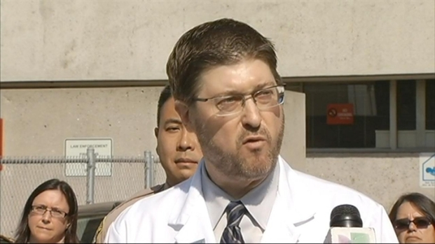 [BAY] RAW VIDEO: Dr. Todd May, Chief Medical Officer