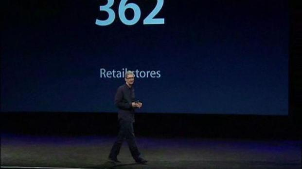 [BAY] Raw Video: Tim Cook at the iPad 3 Launch