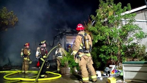 [DGO] La Jolla Home Explodes Into Flames