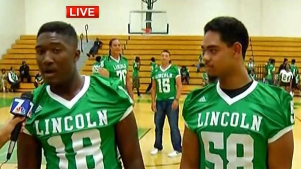 [DGO] Lincoln Hornets in NBC 7's Game of the Week