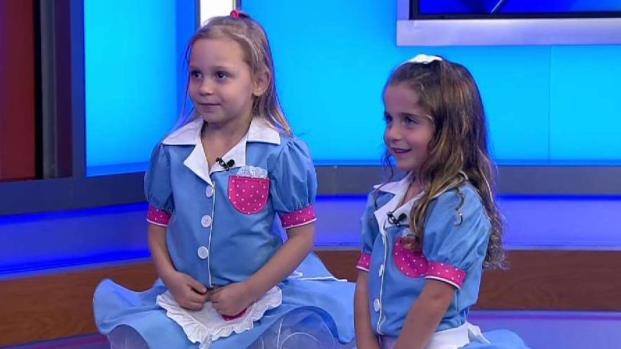 Local Girls Join 'Waitress' Musical's Stop in San Diego