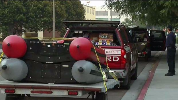 [DGO] Local Swift Water Rescue Team Prepared to Head to Texas