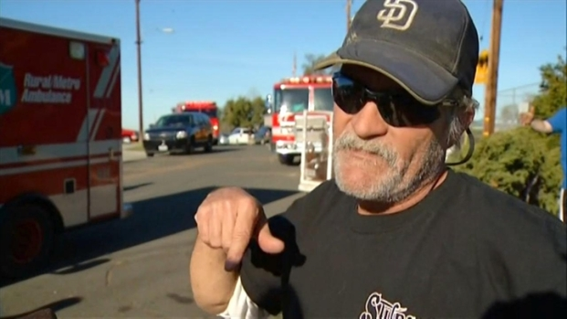 [DGO] Man, Pugs Saved From House Fire