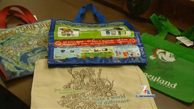[DGO] San Diego Mulls Plastic Bag Ban