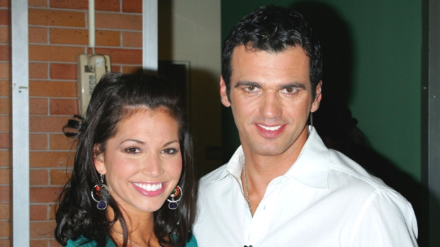 "[NATL] Melissa Rycroft and Tony Dovolani: Changing It Up on ""Dancing"""