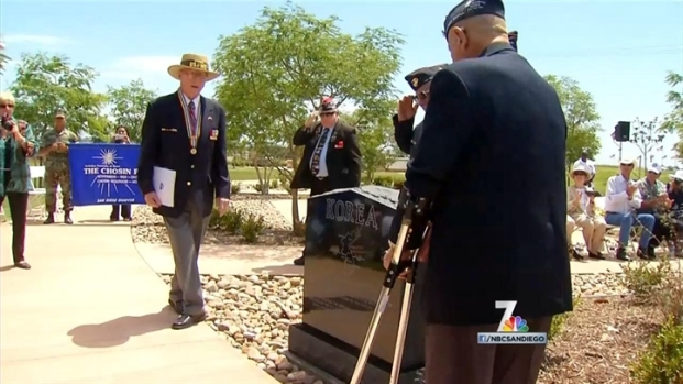[DGO] Special Dedication at Miramar National Cemetery