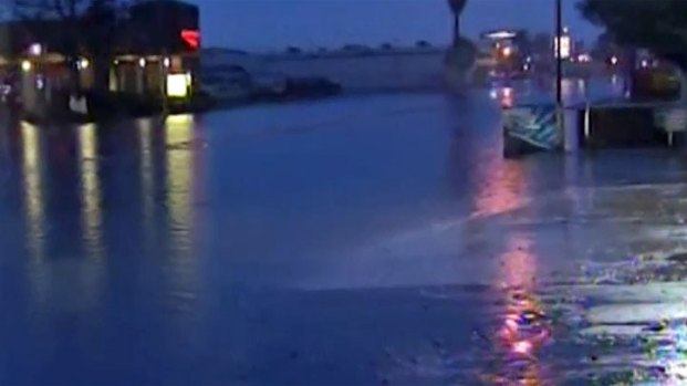 [DGO] Street Flooding in Midway