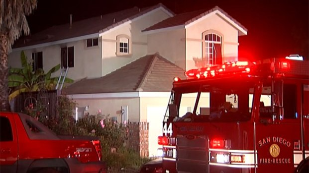 [DGO] 2 Critically Injured in Mira Mesa Fire