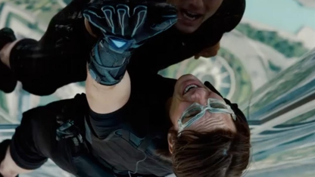 "[NATL] ""Mission: Impossible - Ghost Protocol"" Trailer"