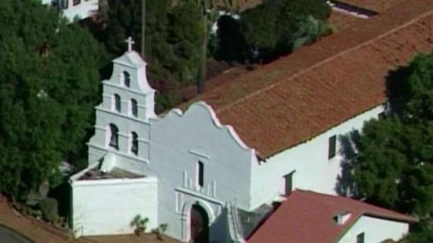 Mission San Diego Turns 250