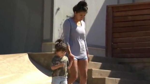 [DGO] Mom of 3-Year-Old Fights Off Would-Be Kidnapper