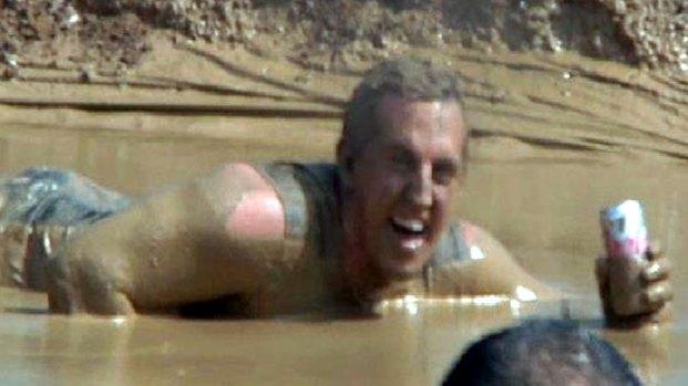 Del Mar Mud Run 2011: Images