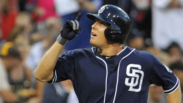 San Diego Padres 2013 Season in Images