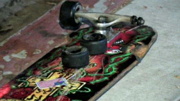 [DGO] Paraplegic Skateboarder Injured in Collision