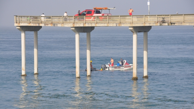 [DGO] Dead Body Found Floating Near OB Pier