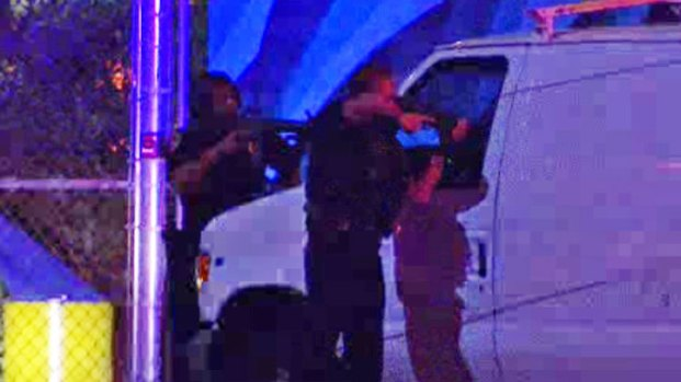 [DGO] Suspect in Cop Shooting Killed by SDPD