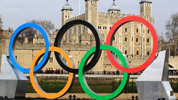 [NATL] Symbols of the Games of the Olympiad