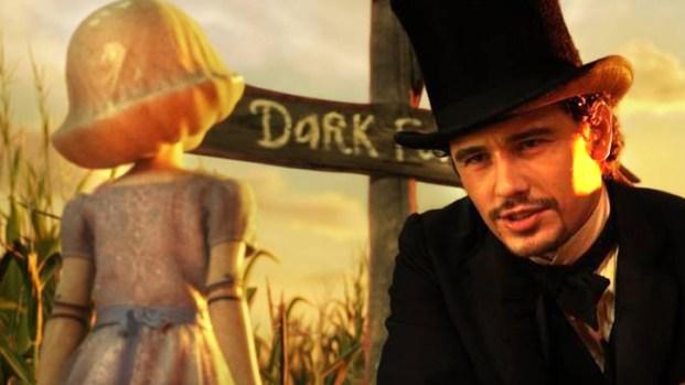 "[AP] Director, Cast on New ""Oz"" Film"