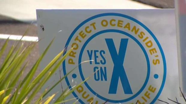 Oceanside Voters Weigh in on Measure X