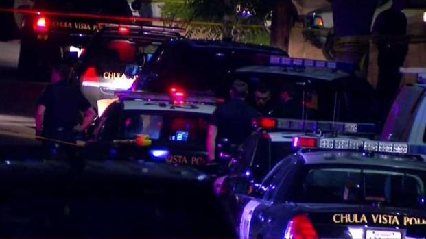 [DGO] Officer Stabbed at Neighbor Dispute in Chula Vista