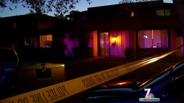 [DGO] Man Shot in Otay Mesa Apartment