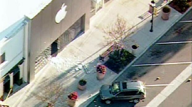 Mall Shooting Puts Schools on Lockdown