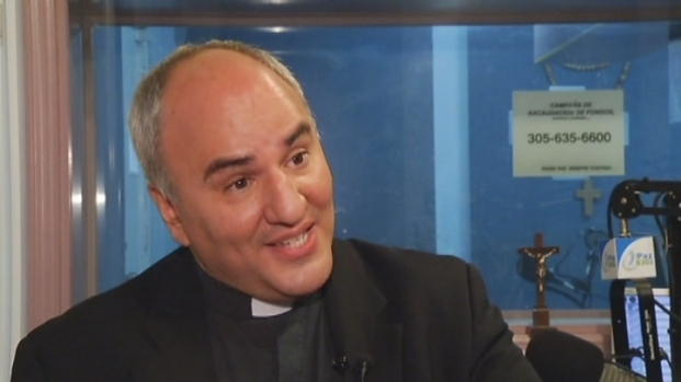 [MI] Radio Paz General Manager Excited That Pope Can Speak to Station's Audience Without Translation