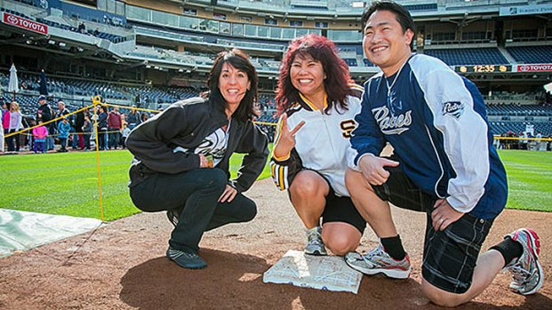 Padres' FanFest Hits Homerun
