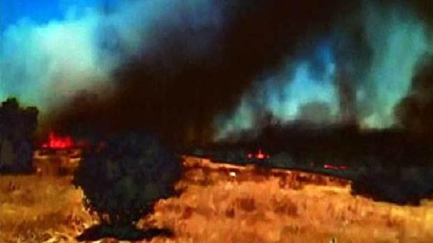 San Diego's 2011 Fire Season