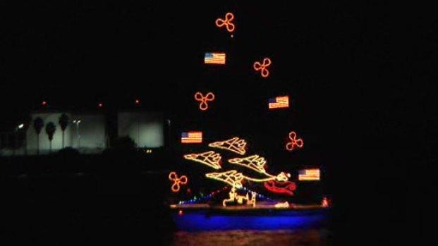 Parade of Lights: Raw Video